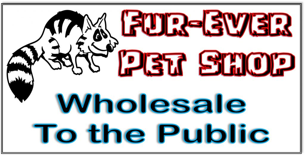 Fur-Ever Pet Shop logo
